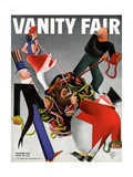 Vanity Fair Cover - December 1933