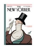 The New Yorker Cover - February 19  2007