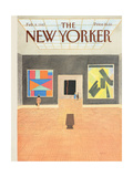 The New Yorker Cover - February 9  1987