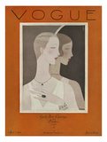 Vogue Cover - April 1926