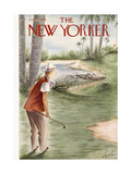 The New Yorker Cover - January 27  1940