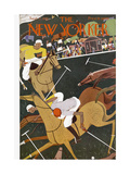 The New Yorker Cover - September 27  1930