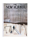 The New Yorker Cover - January 5  1963