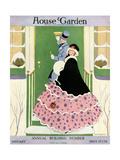 House & Garden Cover - January 1916