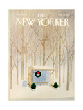 The New Yorker Cover - December 10  1979