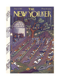 The New Yorker Cover - August 6  1927