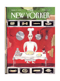 The New Yorker Cover - June 17  1991
