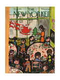 The New Yorker Cover - December 8  1951