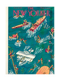 The New Yorker Cover - August 30  1930