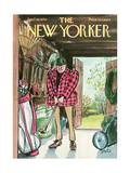 The New Yorker Cover - April 18  1970