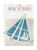 The New Yorker Cover - September 3  1955