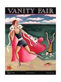 Vanity Fair Cover - August 1925