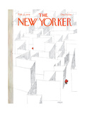 The New Yorker Cover - February 13  1978