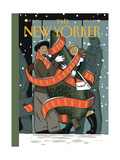 The New Yorker Cover - December 7  2009