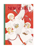 The New Yorker Cover - December 24  1932