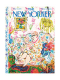 The New Yorker Cover - May 30  1970