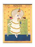 Vogue Cover - February 1915