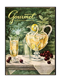 Gourmet Cover - June 1956