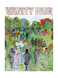 Vanity Fair Cover - August 1934