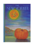 The New Yorker Cover - November 3  1975