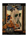 House & Garden Cover - December 1921