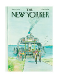 The New Yorker Cover - July 23  1979