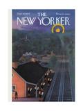 The New Yorker Cover - September 19  1964