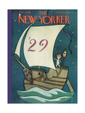 The New Yorker Cover - December 29  1928