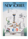 The New Yorker Cover - May 19  1962