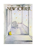 The New Yorker Cover - November 5  1979
