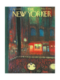 The New Yorker Cover - January 26  1963