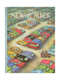 The New Yorker Cover - September 4  1989