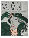 Vogue Cover - September 1932