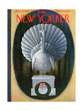 The New Yorker Cover - November 29  1958