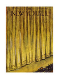 The New Yorker Cover - November 6  1954