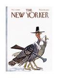 The New Yorker Cover - November 27  1965