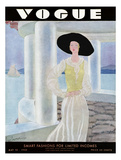 Vogue Cover - May 1930