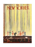 The New Yorker Cover - September 25  1948