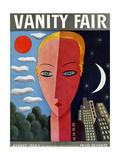 Vanity Fair Cover - August 1930