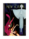 The New Yorker Cover - March 29  1930