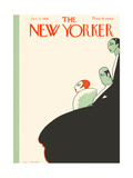 The New Yorker Cover - January 9  1926