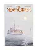The New Yorker Cover - October 4  1969