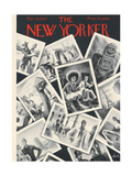 The New Yorker Cover - March 10  1945