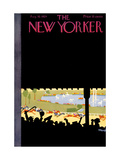 The New Yorker Cover - August 10  1929