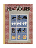The New Yorker Cover - October 29  1979