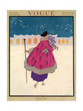 Vogue Cover - December 1916