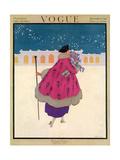 Vogue Cover - December 1916