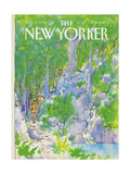 The New Yorker Cover - July 30  1984