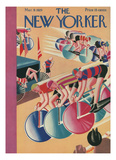 The New Yorker Cover - March 9  1929
