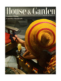 House &amp; Garden Cover - June 1944